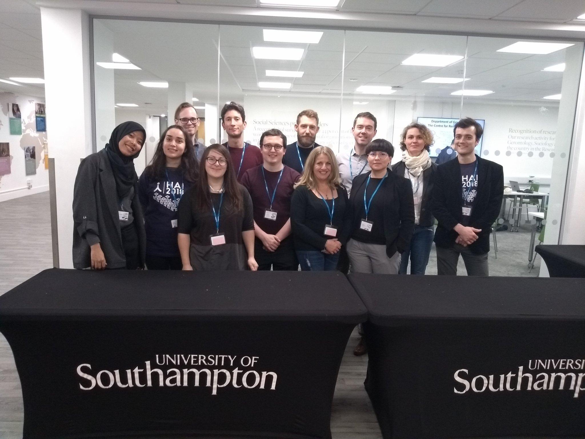 DC Students participate in HAI 2018